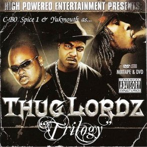 <i>Thug Lordz Trilogy</i> album by In Thugz We Trust