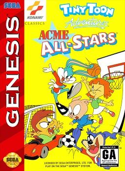 Tiny Toon Adventures Acme All Stars Wikipedia