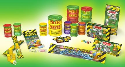 Toxic Waste Confectionery Wikipedia