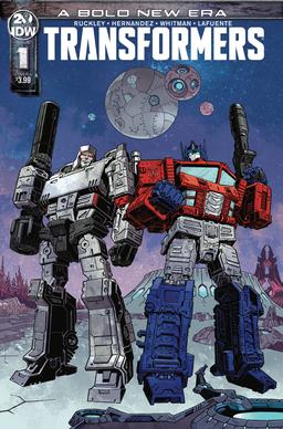 Transformers (2019 comic book) - Wikipedia
