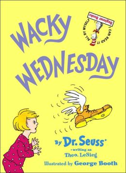 Wacky Wednesday (book) - Wikipedia