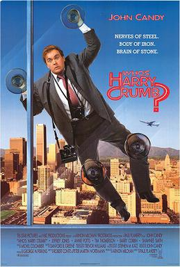 Strani film (sa prevodom) - Who's Harry Crumb? (1989)