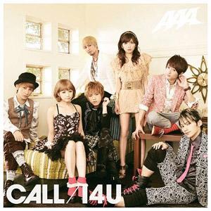 Call / I4U 2011 single by AAA