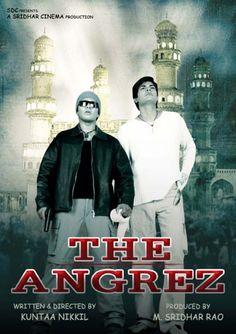Poster of The Angrez (2005) | © M. Sridhar Rao - Sridhar Cinema Production