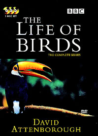 The Life of Birds DVD cover