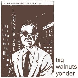 <i>Big Walnuts Yonder</i> (album) 2017 studio album by Big Walnuts Yonder
