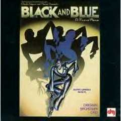black and blue musical wikipedia