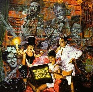 <i>Blacks Magic</i> 1990 studio album by Salt-N-Pepa