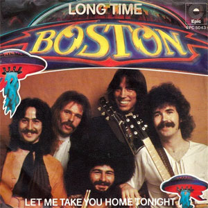 Foreplay/Long Time 1977 single by Boston
