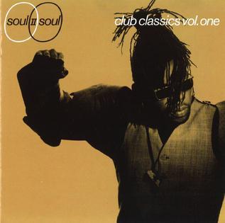 <i>Club Classics Vol. One</i> 1989 studio album by Soul II Soul