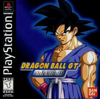 <i>Dragon Ball GT: Final Bout</i> 1997 fighting video game based on Dragon Ball
