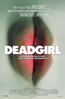 Deadgirl (2008) movie poster