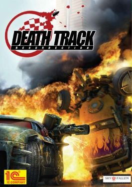 Death Track Resurrection Cover on Race Cars Game Pc