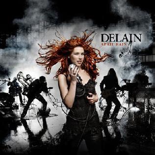 <i>April Rain</i> 2009 studio album by Delain