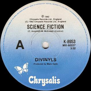 Science Fiction (song) 1982 single by Divinyls