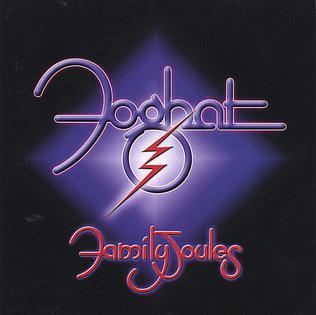 <i>Family Joules</i> 2003 studio album by Foghat