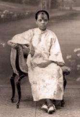 Gloria Ouida Lee Chinese-Australian woman miner