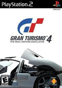 Picture of a game: Gran Turismo 4
