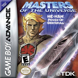 He-Man and MOTU Power of Grayskull