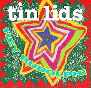 <i>Hey Rudolph!</i> 1991 studio album by The Tin Lids