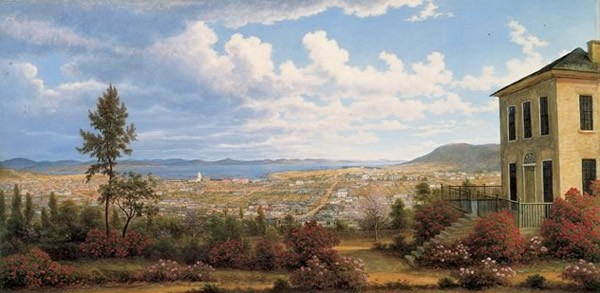 File:Hobart Town John Glover1832 jpg - Wikipedia