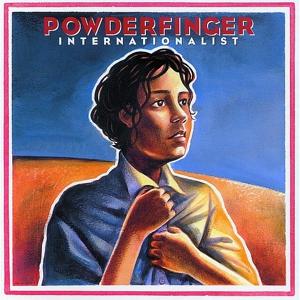 Powderfinger's third album; Internationalist.