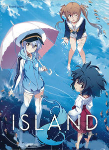Island Visual Novel Cover