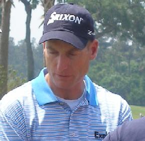 Jim Furyk at the 2008 Players Championship