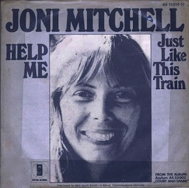 Help Me (Joni Mitchell song) song by Joni Mitchell