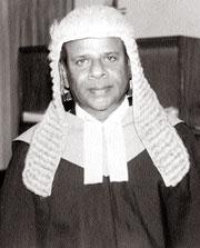 K. Palakidnar Sri Lankan Tamil judge
