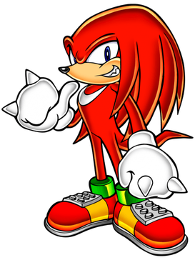 Knuckles The Echidna Wikipedia