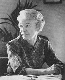 Margaret Pyke British activist