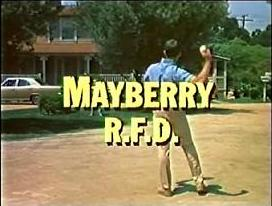 <i>Mayberry R.F.D.</i> American television series