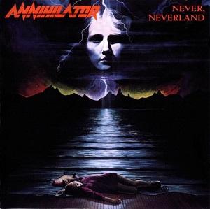 <i>Never, Neverland</i> 1990 studio album by Annihilator
