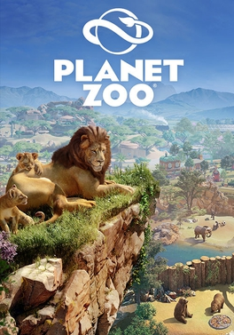 Picture of a game: Planet Zoo