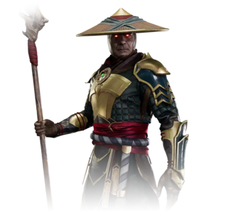 Raiden Mortal Kombat Wikipedia