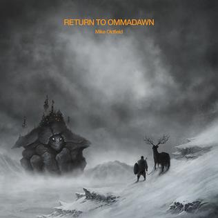 <i>Return to Ommadawn</i> 2017 studio album by Mike Oldfield