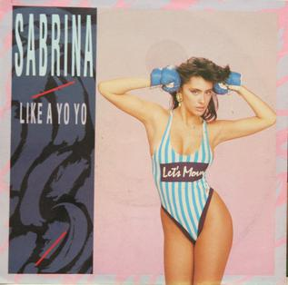 Like a Yo-Yo 1989 single by Sabrina Salerno