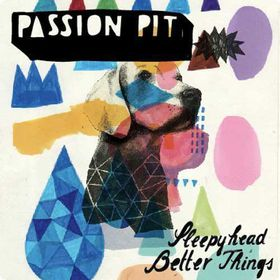Passion Pit Album Cover