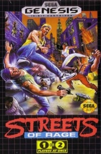 <i>Streets of Rage</i> (video game) 1991 video game