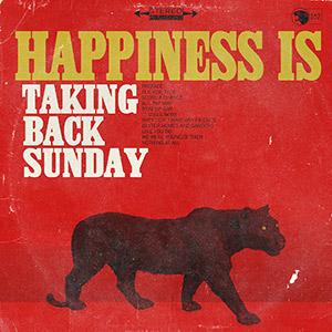 <i>Happiness Is</i> (Taking Back Sunday album) 2014 studio album by Taking Back Sunday