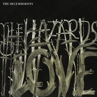 <i>The Hazards of Love</i> 2009 studio album by The Decemberists
