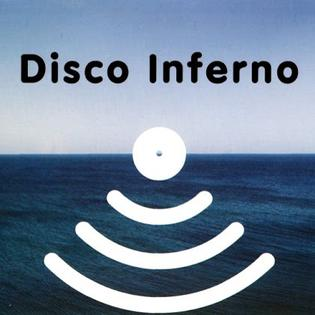 <i>The Last Dance</i> (EP) 1993 EP by Disco Inferno