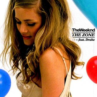 The Zone (song) 2012 single by the Weeknd featuring Drake