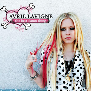 <i>The Best Damn Thing</i> album by Avril Lavigne