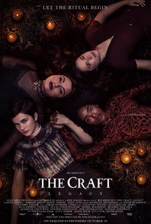 Picture of a movie: The Craft: Legacy