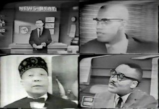 <i>The Hate That Hate Produced</i> 1959 television film