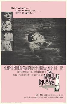 Noć Iguane (1961)