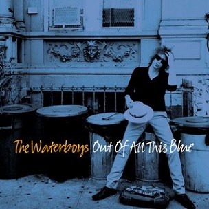 <i>Out of All This Blue</i> 2017 studio album by The Waterboys