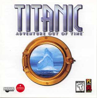 <i>Titanic: Adventure Out of Time</i> 1996 video game